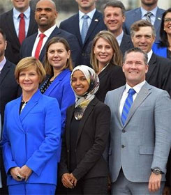 Some 116th Congress freshmen