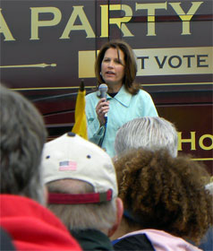 Michelle Bachmann & Tea Party
