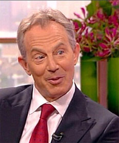 After selling Britain a war it didn't need, former PM Tony Blair now earns $1.2 million as consultant with luxury-goods purveyor Louis Vuitton