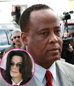 Dr. Conrad Murray & Michael Jackson
