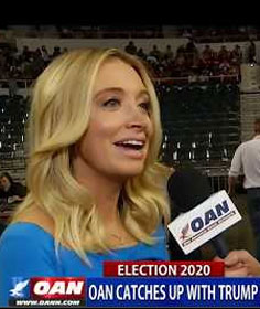 Kayleigh McEnany on One America News Network