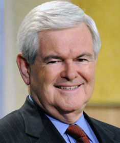 Former Rep. Newt Gingrich (R-GA)