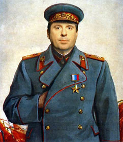 Devin Nunes in Russian uniform