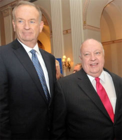 Bill O'Reilly and Roger Ailes
