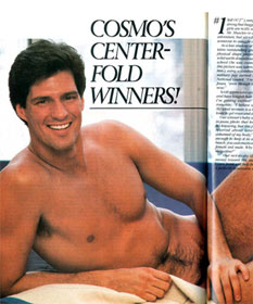"Scott Brown (R-MA), Ted Kennedy's Senate replacement, won Cosmopolitan's ""America's Sexiest Man"" in 1982"