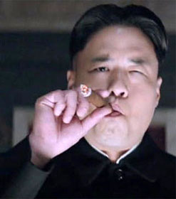 Actor playing Kim Jong Un in The Interview